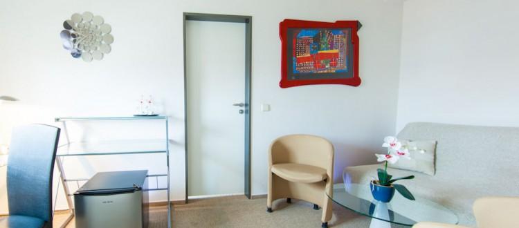 Apartment für 4 Personen