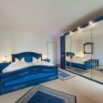 Apartment mit Doppelbett