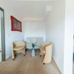 Apartment mit Schlafsofa
