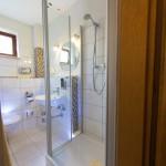 Einzelzimmer - Duschkabine
