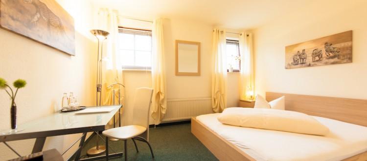 Einzelzimmer - Variante 4