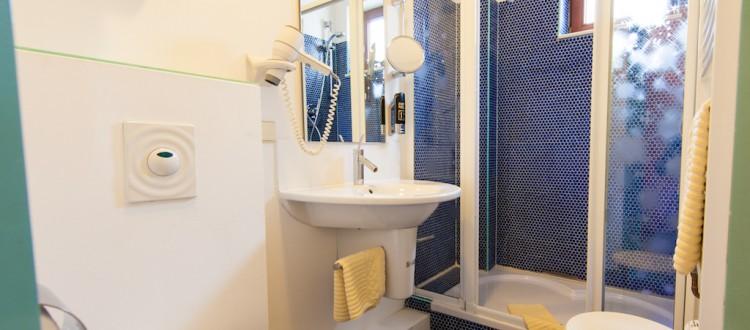 Doppelzimmer - Dusche