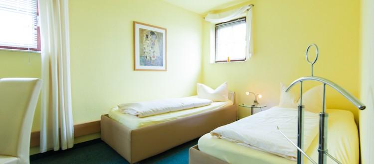 Doppelzimmer in Berlin